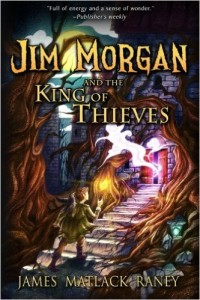 Jim Morgan and King of Thieves